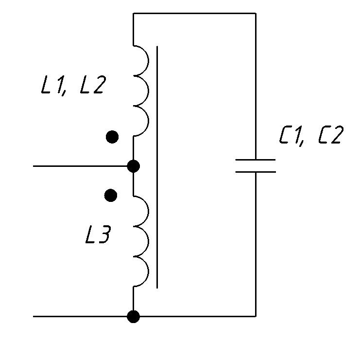 Трёхфазный двигатель - в однофазную сеть