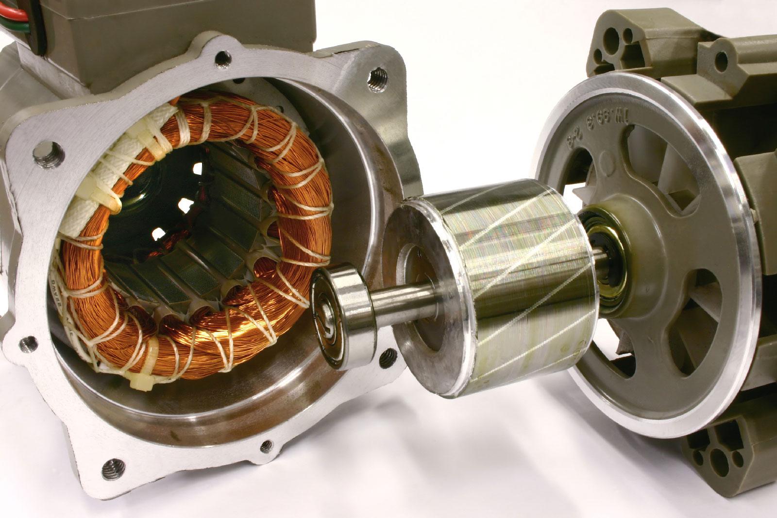 Коллекторные электродвигатели, устранение неисправностей