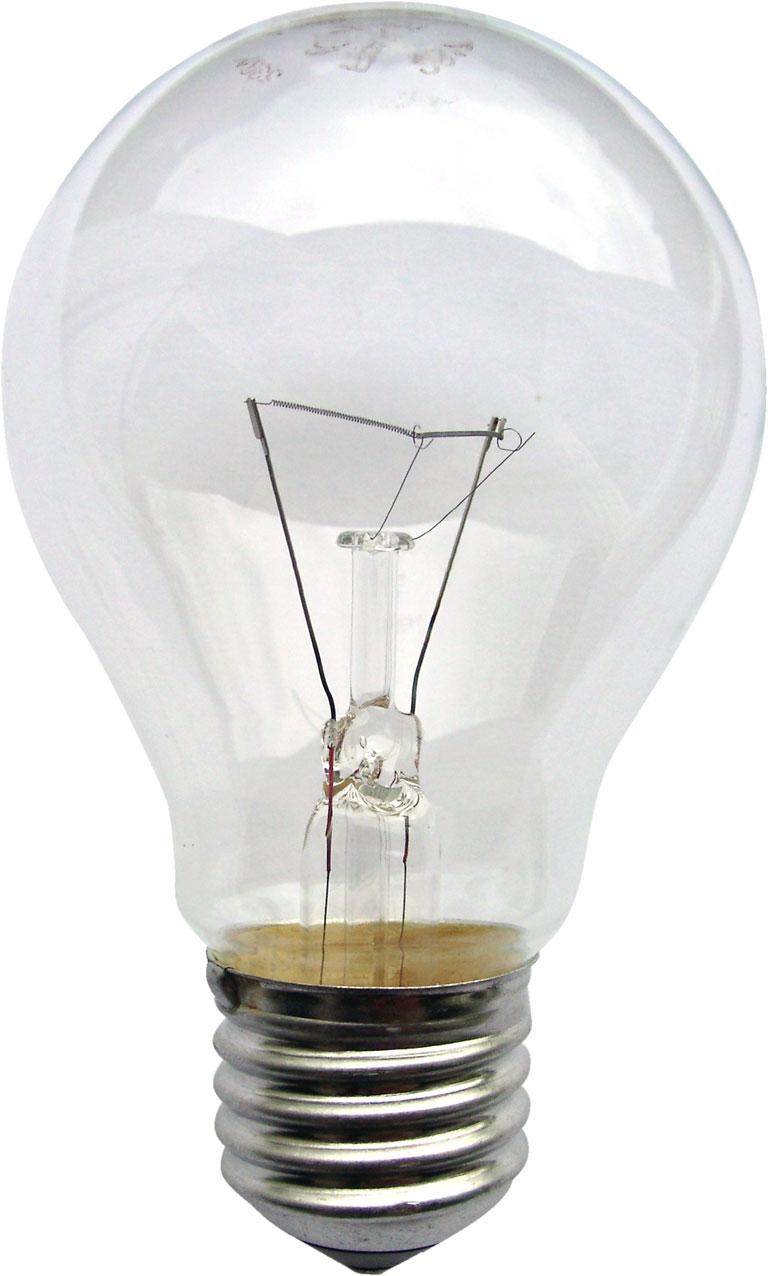 Электрические лампы накаливания - история, устройство, выбор