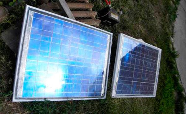 Солнечная батарея своими руками, видео изготовления