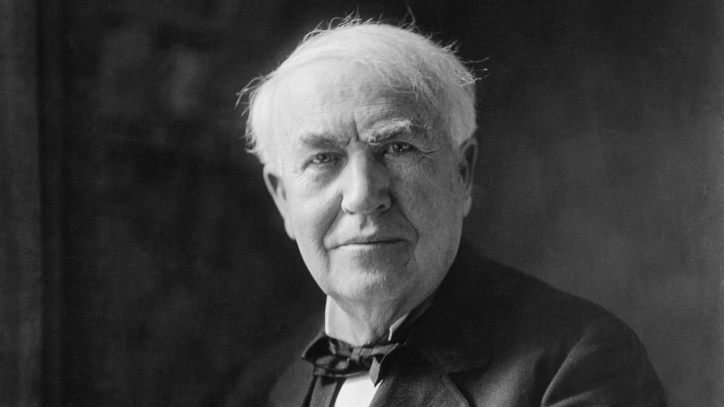 Томас Эдисон – гений или успешный предприниматель?
