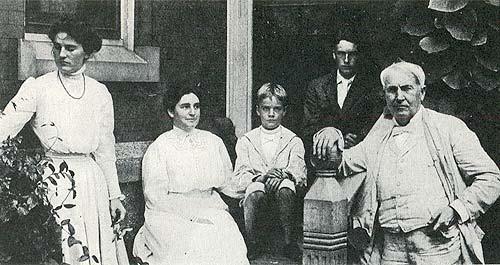 семья Эдисона