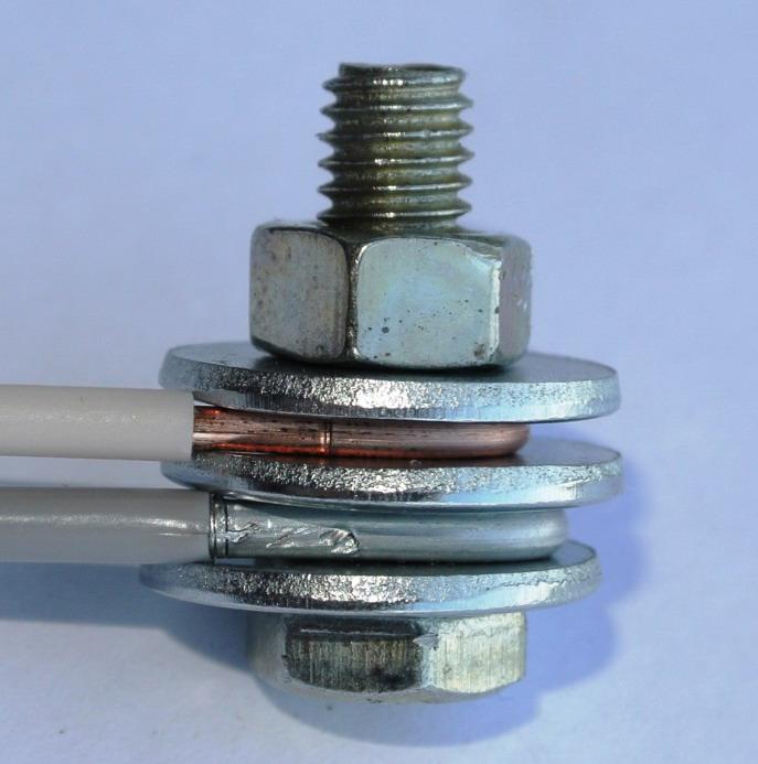 Соединение медных и алюминиевых проводов