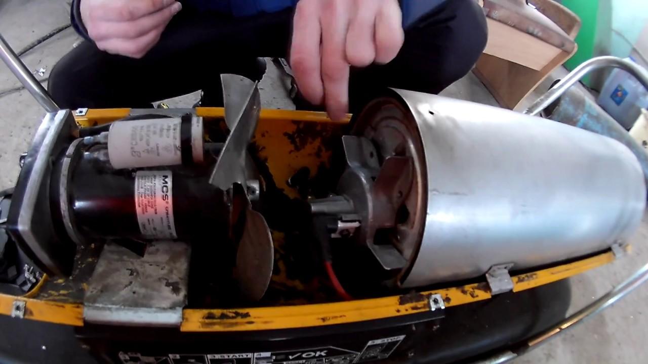 Устройство, неисправности и ремонт тепловых пушек